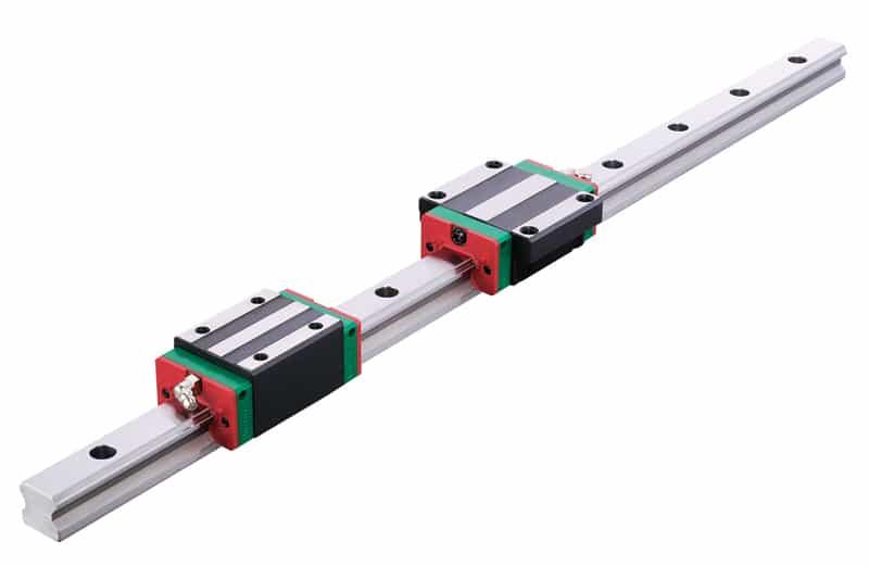 linear rail for industrial fiber laser